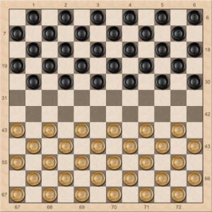 Канадские шашки