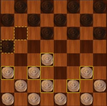 Классические шашки играть онлайн
