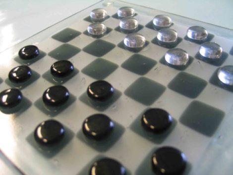 Шашки – интеллектуальная игра
