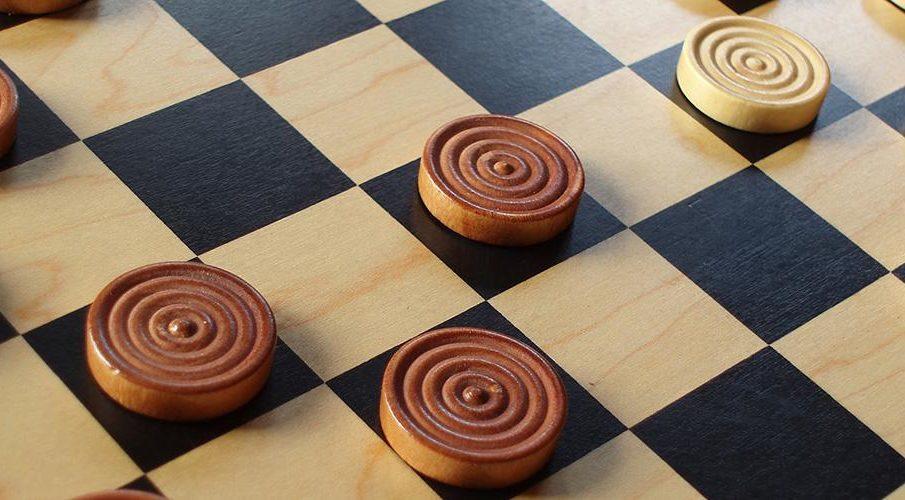 Стратегия игры в шашках